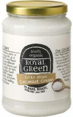 Royal Green Royal groen Kokos cooking cream extra virgin 1400 Milliliter