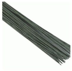 Groene Floral wire / bloemdraad - groen 26gauge - Culpitt