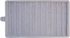 Witte Karen Davies Siliconen Mould - Chunky Rib