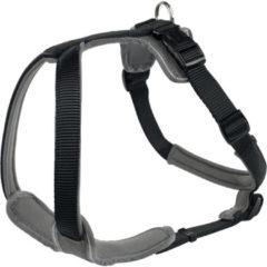 Zwarte Hunter neopren tuig nylon zwart, neopren grijs 48 x 38 x 1,5 cm - 1 st