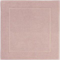 Roze Aquanova London - Bidetmat - 60x60 cm - Dusty pink