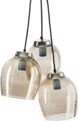 Gouden Riviera Maison - Rue De Temple Triple Lamp - Hanglamp - Glas