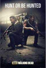 GB eye GBeye The Walking Dead Hunt Poster 61x91,5cm