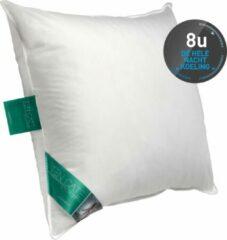 Witte Ten Cate Home Ten Cate Cool Night Verkoelend Hoofdkussen - 60 x 70 cm - Leidt Warmte Weg Van Het Hoofd