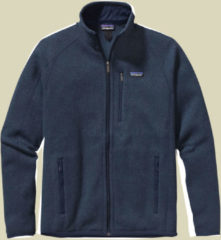 Patagonia Better Sweater Jacket Men Herren Fleecejacke Größe M classic navy