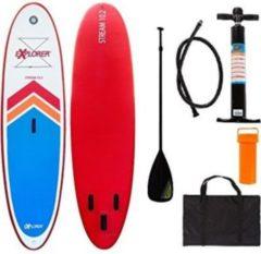 Explorer SUP Stand Up Paddleset STREAM 10.2 Board Brett Surfboard Surfbrett
