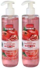 MINERAL Beauty System MBS Duschgel Granatapfel 2er Pack