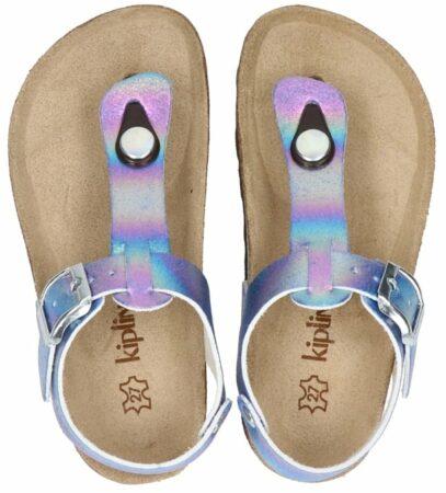 Afbeelding van Kipling Rabia 1 sandalen blauw/metallic