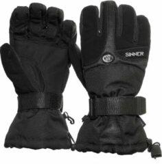 Zwarte SINNER Everest Wintersporthandschoenen Heren - Maat S (8)