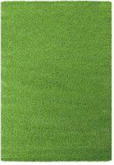 Impression Himalaya Shaggy Hoogpolig Deluxe Vloerkleed Groen - 200x290 CM