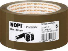 Tesa Nopi Pakband Bruin (l x b) 66 m x 50 mm Acryl Inhoud: 1 rollen