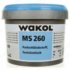 Houtlijm - Parketlijm - Wakol - MS 260 - 18KG - EIken/Beige - Watervrij