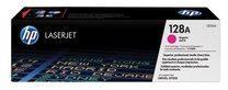 HP 128A CE323A Tonercassette Magenta 1300 bladzijden Origineel Tonercassette