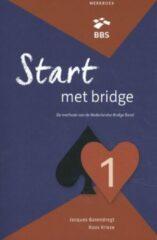 Bridge Bond Specials Start met bridge 1 werkboek