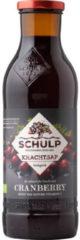 Schulp Krachtsap Cranberry Puur Bio (750ml)