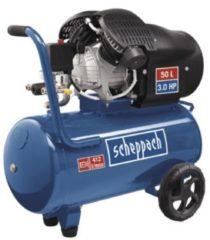 Scheppach Doppelzylinder-Kompressor hc52dc PROFI