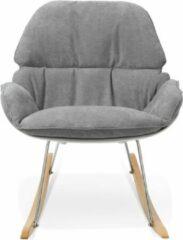 Grijze Kokoon Design Bondy Living Lindo Stoel