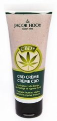 CBD plus creme van Jacob Hooy : 50 ml