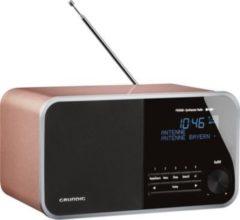 Grundig Intermed(BW) DTR RB 3000 DAB+ ros - DAB+ Tischradio Premium DTR RB 3000 DAB+ ros