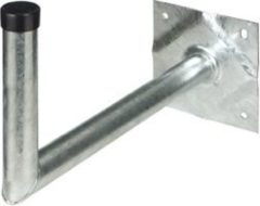 Schwaiger WAH6399 001 - Universal-Wandhalter mit Kunststoffkappe
