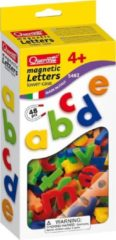 Toy Team Agencies Quercetti kleine letters ABC magneten, 48st.