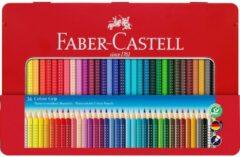 Faber-Castell Kleurpotlood Faber Castell GRIP metalen etui a 36 stuks