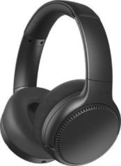 Zwarte Panasonic RB-M700BE-K Bluetooth® (1075101), Corded (1075100) Hi-Fi Over-ear headphones Over-the-ear Noise cancelling Black
