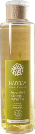 Afbeelding van Naobay Natural & Organic Reparative Shampoo - Sulfaat-vrij - 250ml