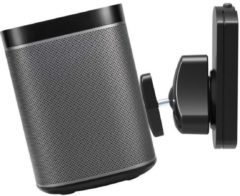Zwarte NewStar Wall Mount for Sonos Play 1 3 Black 1 3