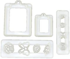 Witte FMM Gift Tag Cutter Set/4