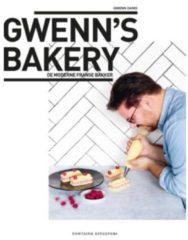 Books by fonQ Gwenn's Bakery - Gwenn Danis