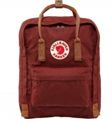 Rode Fjällräven Fjallraven Kanken Casual / fashion rugzak - Ox Red-Goose Eye