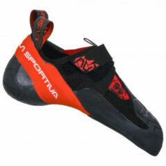 La Sportiva - Skwama - Klimschoenen maat 46, zwart/rood