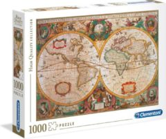 Clementoni Puzzel 1000 MAPPA ANTICA (HQC)