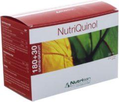 Nutrisan Nutriquinol 50mg Softgels Hartfunctie + Energie 210capsules