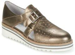 Bruine Nette schoenen Philippe Morvan DISCO