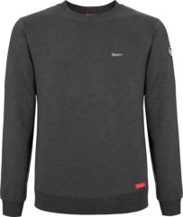 Grijze Coach .. Sweater Regular Fit Gray - Maat S - Off Side - incl. Gratis rugzak