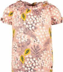 Roze Like Flo Unisex blouses Like Flo Flo girls AO woven open shoulder to Pink papaya 110