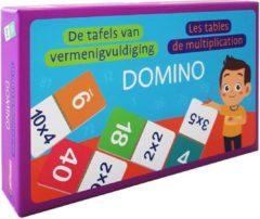 Ons Magazijn Domino - De tafels van vermenigvuldiging / Domino - Les tables de multiplication
