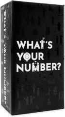 Player Ten Games LLC What's Your Number Party Game