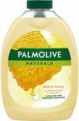 Palmolive vloeibare zeep XL 500ml - melk & honing