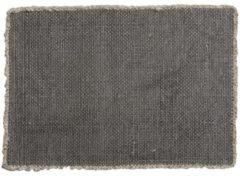 MiaVILLA Platzmatten-Set, 2-tlg. Used Look, Baumwolle