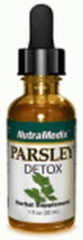 Nutramedix Parsley Detox 30ml