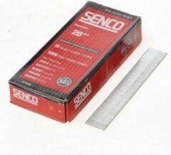 Senco brads 20mm gegalvaniseerd