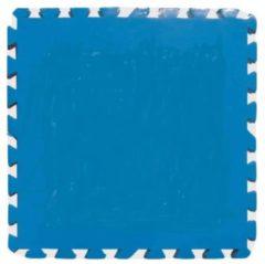Pool Improve Zwembad Ondertegels - Grondzeilen - 50x50 cm Blauw 8 stuks