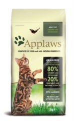 (8110658) Applaws cat adult chicken / lamb kattenvoer 2 kg