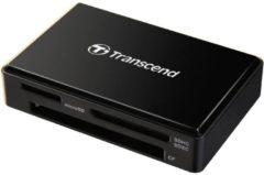 Transcend TS-RDF8K2 Externe geheugenkaartlezer USB 3.1 (Gen 1)