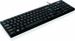IBox IKCHK501 toetsenbord USB Zwart