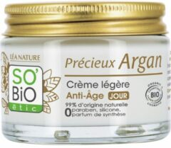 So Bio Etic Argan anti age daycream 50 Milliliter