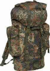 Brandit Nylon Military Backpack flecktarn